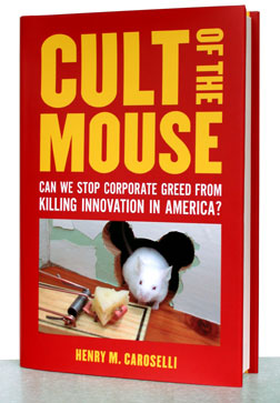 Get your copy of Cult of the Mouse